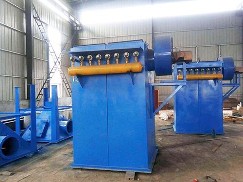 锅炉单机除尘器